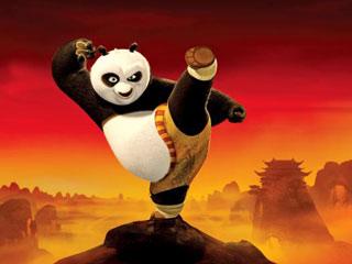 Jack Black, Kung Fu Panda