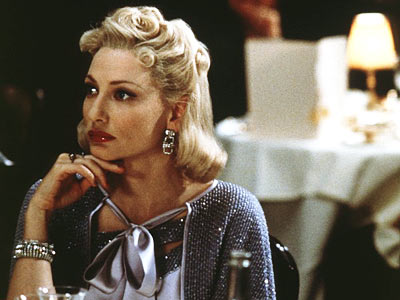 Cate Blanchett, The Man Who Cried | We're not sure what's more exaggerated in the 2000 drama — Cate Blanchett 's overdone makeup, or her wholly unbelievable Russian inflection. — Kate Ward