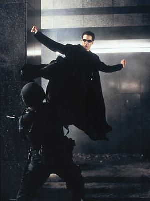 Keanu Reeves, The Matrix