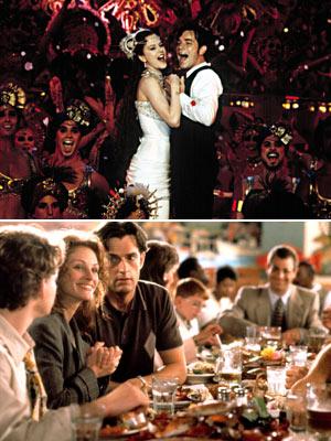 Moulin Rouge (Movie - 2001), My Best Friend's Wedding
