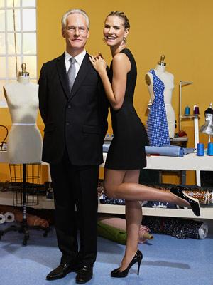Tim Gunn, Heidi Klum, ...