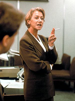 Helen Mirren, Prime Suspect