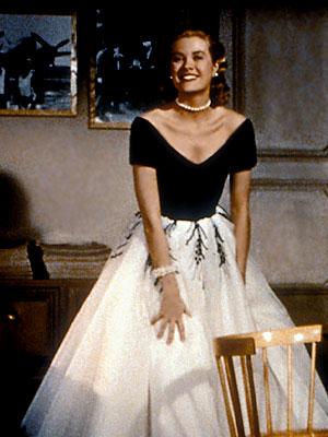 Grace Kelly, Rear Window (Movie - 1954)