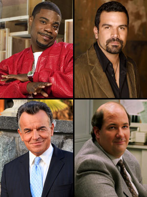 Ray Wise, Tracy Morgan, ...