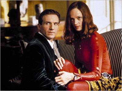 Uma Thurman, Ralph Fiennes, ...