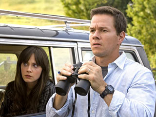 Mark Wahlberg, Zooey Deschanel, ...