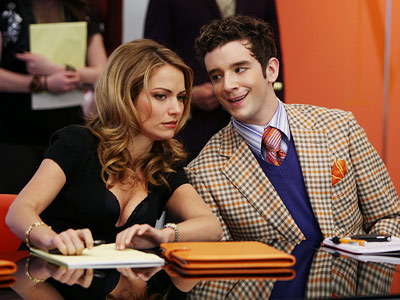 Becki Newton, Michael Urie, ... | No awards show is known for giving major props to funny sidekicks, but it seems unfair that America Fererra and Vanessa Williams got all the…