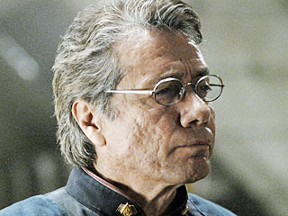 Edward James Olmos, Battlestar Galactica