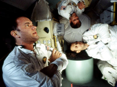 Apollo 13, Bill Paxton, ... | What could be more terrifying than watching three men stuck in a tiny lunar module floating through outer space while everything goes wrong? Probably being…