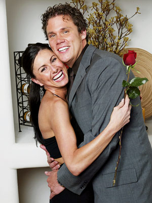 The Bachelor, Bob Guiney | The Bachelor (season 4) Finale aired Nov. 19, 2003 Bachelor: Bob Guiney Potential brides: Estella Gardinier and Kelly Jo Kuharski Jessica Shaw wrote: On Kelly…