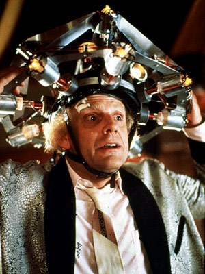 Christopher Lloyd, Back to the Future