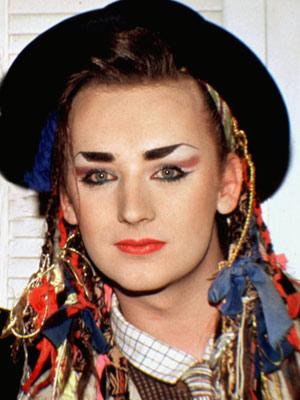 Boy George | Boys in need of eyeliner tips were forever indebted to the gender-tweaking chameleon.