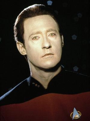 Brent Spiner, Star Trek: The Next Generation