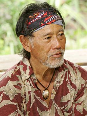 Bruce Kanegai, Survivor, ...