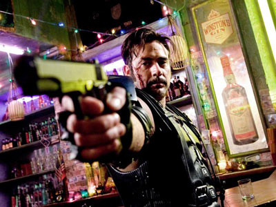 Jeffrey Dean Morgan, Watchmen