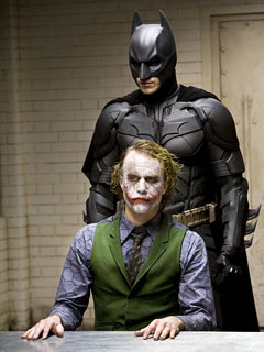 Heath Ledger, Christian Bale, ...
