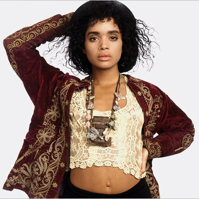 Lisa Bonet | Cosby Show cutie Denise Huxtable (Lisa Bonet) graduated to a spin-off, and the boho-bourgie styles of the Hillman College campus.