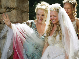 Meryl Streep, Amanda Seyfried, ...