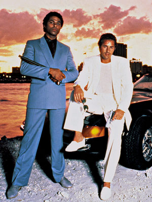 Don Johnson, Miami Vice, ... | Never before — or, likely, again — would so many men don roomy linen suits and sockless loafers in an effort to emulate the pastel-tinged…