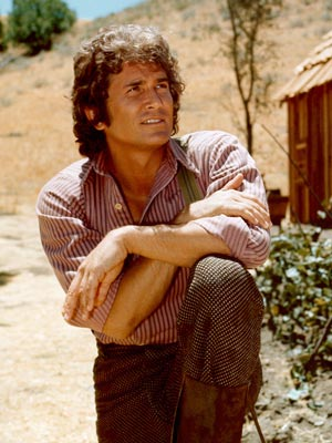 Michael Landon, Little House on the Prairie (TV Show - 1974) | Ignoring the beloved star for his two seminal series, Bonanza and Little House on the Prairie , is like never sending your dad a Father's…