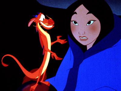 Eddie Murphy, Mulan