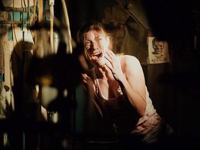Jennifer Carpenter, Quarantine