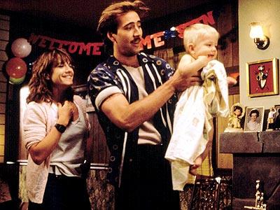 Holly Hunter, Nicolas Cage, ...