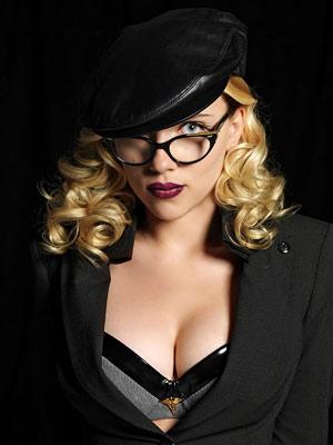 Scarlett Johansson, The Spirit