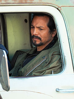 Benjamin Bratt, The Cleaner