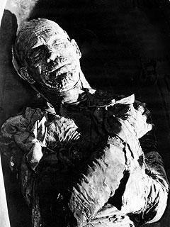 Boris Karloff, The Mummy (Movie - 1932)