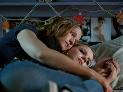 Holly Hunter, Evan Rachel Wood, ...