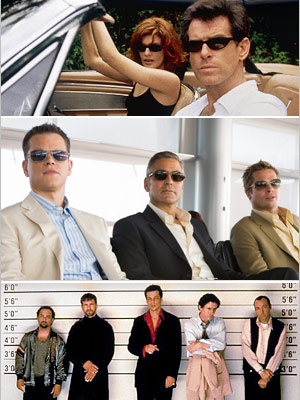 The Usual Suspects, Ocean's 11 (Movie - 2001)