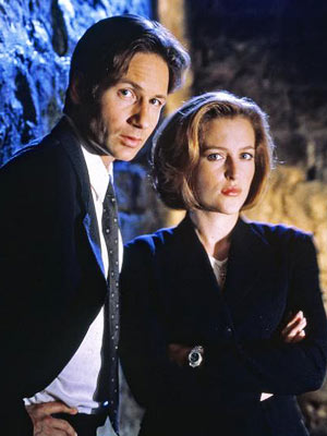 David Duchovny, The X-Files | The X-Files (1993-2002) Sure, there were aliens and government conspiracies and an overarching mythology that bridged the gap between Twin Peaks and Lost ...but what…