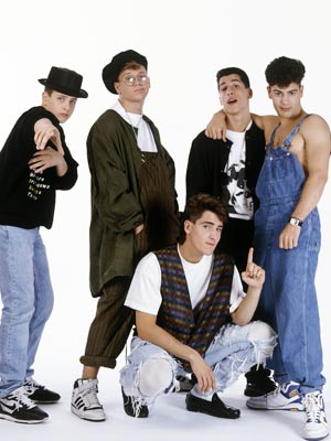 New Kids on the Block | They had the ''Right Stuff'' for millions of fans and ''Step by Step'' they took over the charts, not to mention the hearts of diehard…