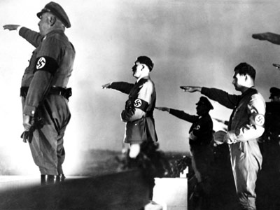 Triumph of the Will | Leni Riefenstahl's ''documentary'' — cinema's most notorious (and influential) propaganda film — presented the 1934 Nazi Party Congress in Nuremberg so slickly and skillfully that…