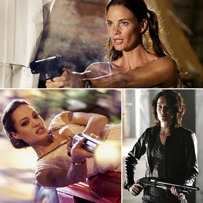 Lena Headey, Angelina Jolie, ...
