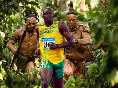 Usain Bolt, Apocalypto