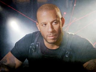 Babylon A.D., Vin Diesel