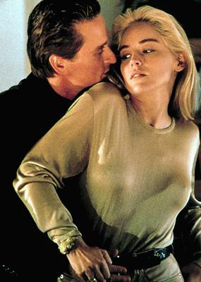 Sharon Stone, Michael Douglas, ...