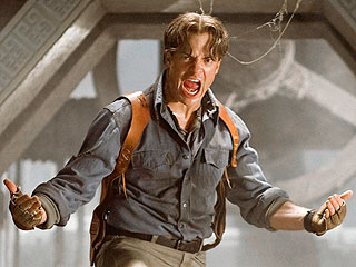 Brendan Fraser, The Mummy: The Tomb of the Dragon Emperor