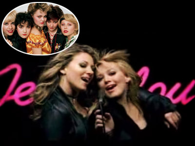 Go-Go's, Hilary Duff | When I think of incredibly horrible cover songs, one that comes to mind besides Jessica Simpson's atrocity is one committed by the Duff sisters: ''Our…