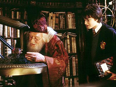 Richard Harris, Harry Potter