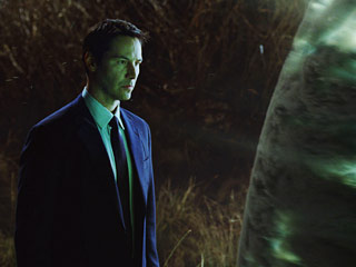 Keanu Reeves, The Day the Earth Stood Still