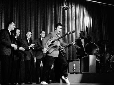 Elvis Presley, The Ed Sullivan Show
