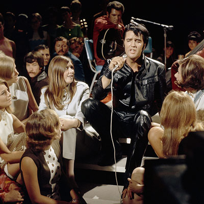 Elvis Presley | Popularly known as the '68 Comeback Special , the performance is captivating from the very first sequence. Why? Elvis Presley , clad in an all-black…