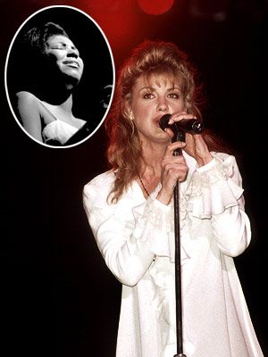 Faith Hill | When Faith Hill gave a sunny, aw-shucks rendition of ''Piece of My Heart'' [originally performed by Erma Franklin, inset, but made famous by Janis Joplin]…