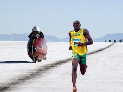 Usain Bolt, The World's Fastest Indian