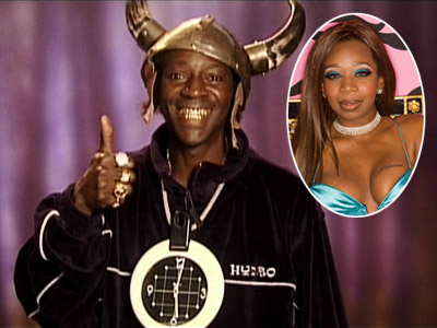 Flavor Flav, Flavor of Love 2   Flavor Flav and New York left me breathless. And blind. — Lint_Licker