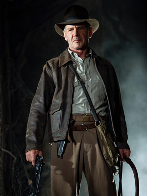 Harrison Ford, Indiana Jones and the Kingdom of the Crystal Skull