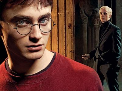 Tom Felton, Daniel Radcliffe, ...